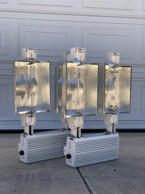 Nanolux DE Gavita DE 1000w grow lights for Sale in Santa Maria, CA