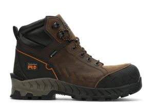 Newer timbaland pro series steel toe work boots for Sale in Delaware, OH