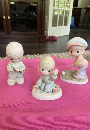 Precious Moments Figurines for Sale in undefined