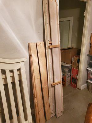 Full bed frame $20.00 for Sale in St. Petersburg, FL