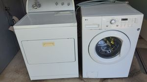 LG WASHER and WHIRLPOOL for Sale in Sterling, VA