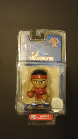 $5 NBA LIL LIL' TEAMMATES LA LOS ANGELES CLIPPERS for Sale in Las Vegas, NV