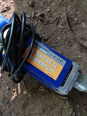 Concrete Vibrator for Sale in Camas, WA