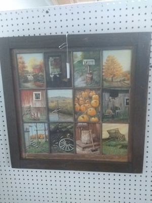 B MITCHELL 12 PANEL HANGING for Sale in Janesville, WI
