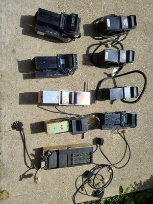 8 Bill acceptor and 1 Mars coin mechanism for Sale in Bolingbrook, IL