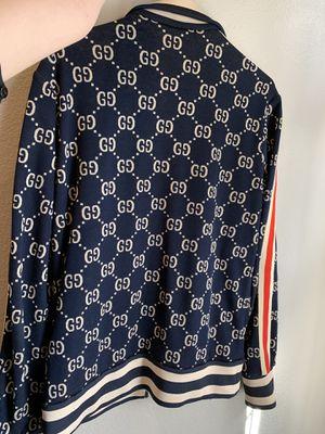 Gucci zip-up sweatshirt for Sale in Orem, UT