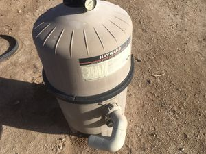 Hayward Cartridge Filter 420 sq ft for Sale in San Diego, CA