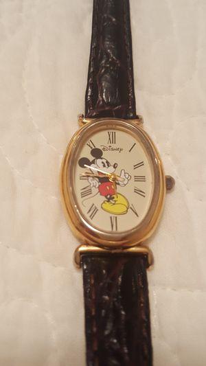 Disney Mickey Mouse Watch- Disney TimeWorks for Sale in Los Altos, CA