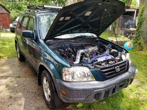 honda crv 4x4 5 speed manual jdm swap & tons of new parts for Sale in Pennsauken Township, NJ