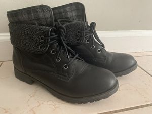 Black boots for Sale in Ringgold, GA