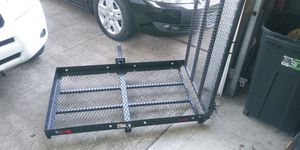 Hitch cart / cargo rack for Sale in Peoria, IL