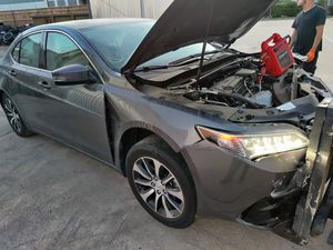 2017 ACURA TL PARTS FOR SALE INTERIOR EXTERIOR MIRRORS DOORS HEADLIGHT TAILLIGHTS SEATS SUSPENSION OEM for Sale in Garland, TX