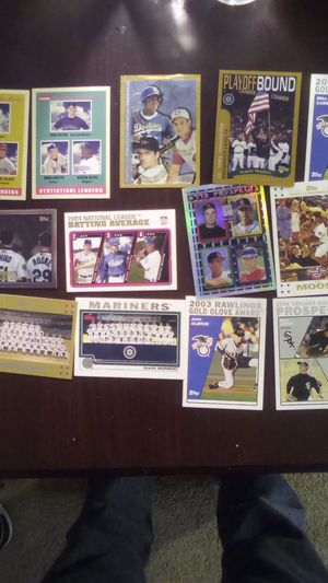 14 Baseball cards for Sale in Port Orchard, WA