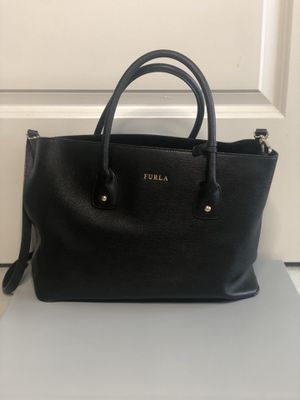 FURLA tote bag. Very good condition. Worn 5 times. for Sale in West McLean, VA