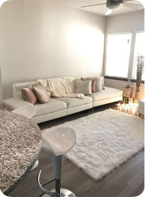 White Couch NEED GONE ASAP!!! for Sale in Kissimmee, FL
