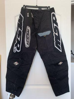 MSR dirt bike riding pants size 32 for Sale in Clovis, CA
