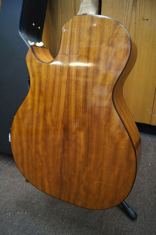 Kevin Michael Clark Acoustic Electric Six String Guitar