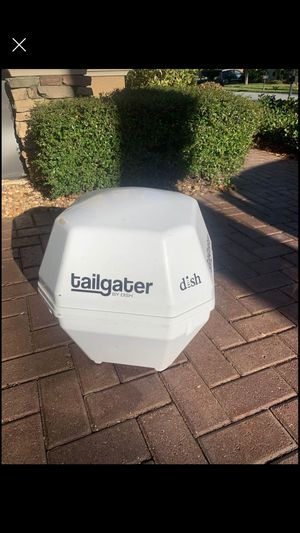 Dish tailgater for Sale in Tyngsborough, MA