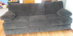 Very comfy big couch! less than 2 years old for Sale in Parma, OH