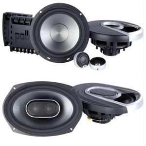Set of Polk Audio MM1 6.5+6x9 car speakers for Sale in Chino Hills, CA