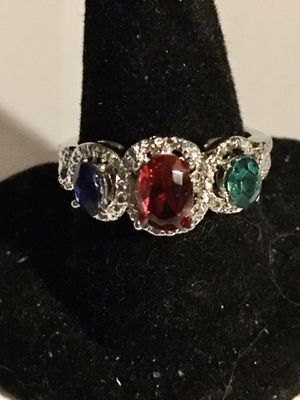 Ladies Fashion Ring Sz7 for Sale in Gastonia, NC