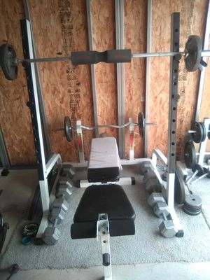 Home Gym,mattress,dresser,sofa etc for Sale in Wilbur, WA