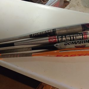 4 Baseball Bats for Sale in Aurora, OR