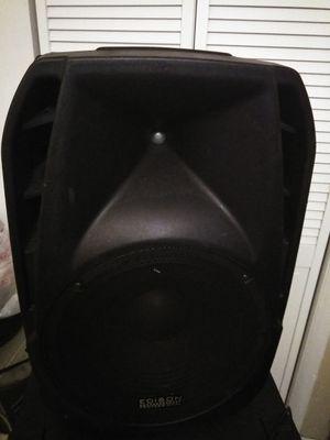 Edison professional powered speaker for Sale in Deerfield Beach, FL