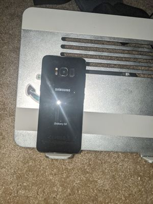 Samsung Galaxy S8 With slight screen ghosting for Sale in Santa Ana, CA