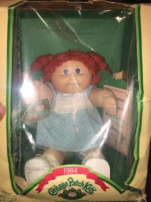 Vintage 1984 Cabbage patch doll for Sale in Bridgeport, CT