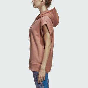 NWT Adidas by Stella McCartney Cotton Yoga Gym Sleeveless Hoodie gym.Sz L.$90 for Sale in Hillsboro, OR
