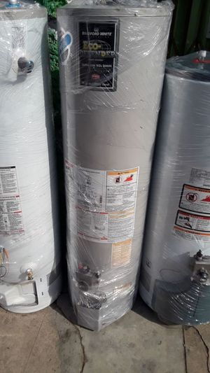 For sale water heater today for 320 whit installation included for Sale in Bloomington, CA