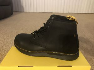 Doc Martin work ledger steel toe boots for Sale in Upland, CA