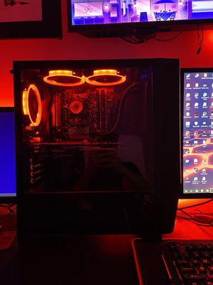 Gaming PC Custom Built for Sale in Los Angeles, CA