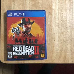 RED DEAD REDEMPTION 2 (PS4) for Sale in Cheshire, CT