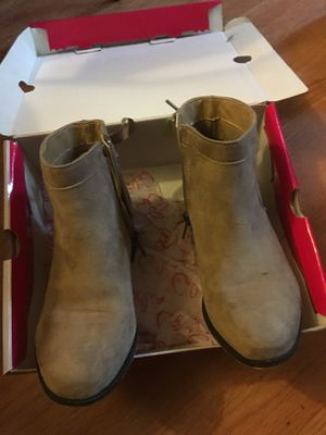 Adorable ankle girls boots for Sale in Santa Ana, CA