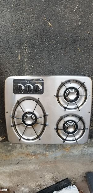 Propain 3 burner cooktop for trailer for Sale in Kennewick, WA