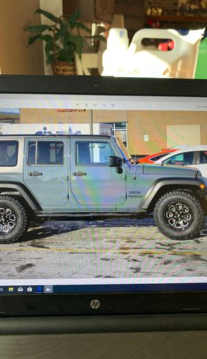 2015 wrangler sale or trade for Sale in Fishers, IN