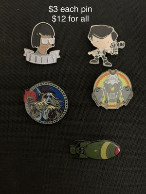 Pins for Sale in Paramount, CA