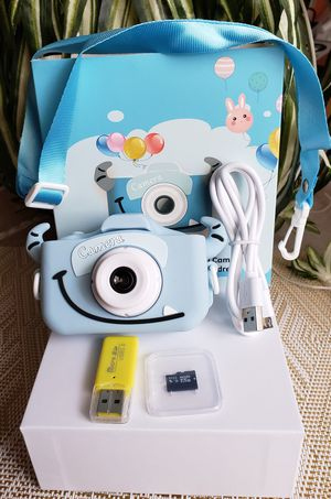 HD Child Digital Video Rechargeable Cameras Toys with Soft Silicone.. for Sale in Salinas, CA