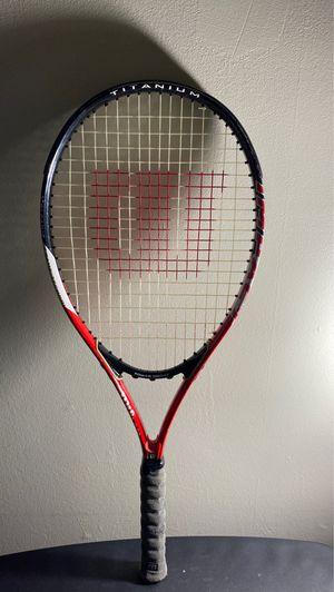 Wilson Tennis Racket for Sale in Ronkonkoma, NY