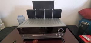 Harman Kardon Surround Receiver W/ Pioneer Speakers for Sale in Arlington, TX