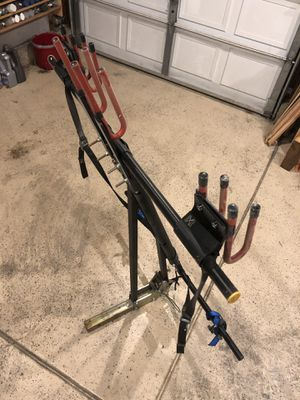 Bicycle hitch mount carrier for Sale in Centennial, CO