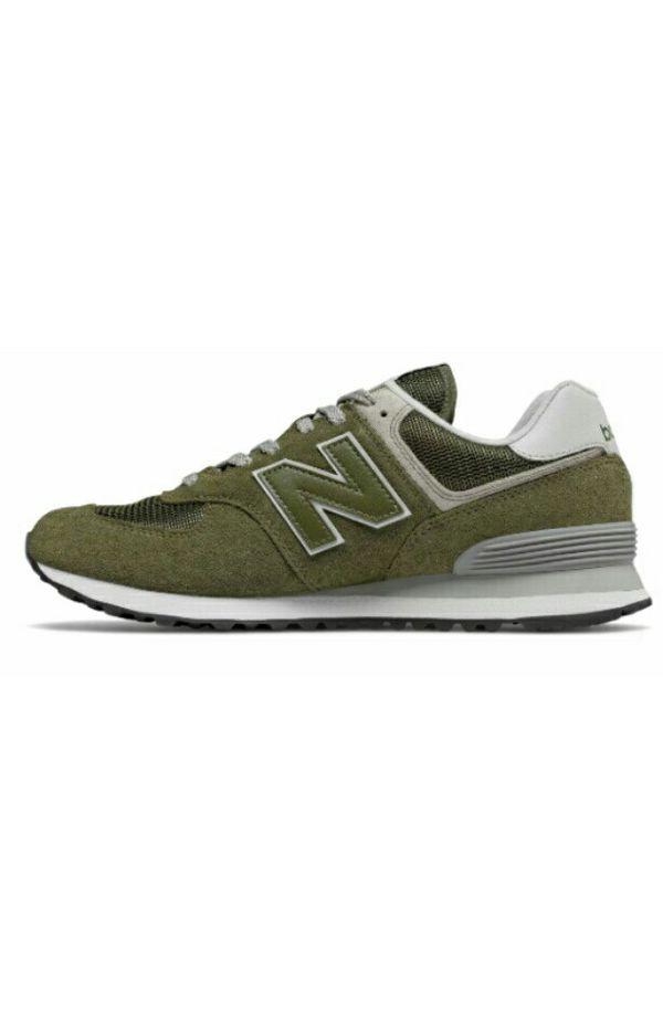 New balance 574 money green. Size 13D men