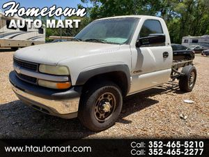 2002 Chevrolet Silverado 2500 for Sale in Dunnellon, FL