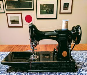 Singer Featherweight Sewing Machine for Sale in San Francisco, CA