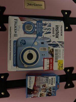 FUJI FILM INSTAX MINI 9 **Frozen II** for Sale in Montclair, CA