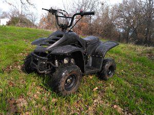 2017 TAOTAO 110cc quad for Sale in Fort Worth, TX
