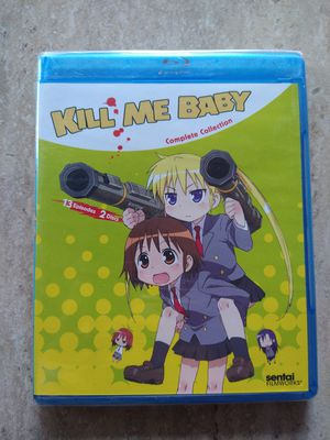Kill Me Baby Complete Collection - Blu-ray for Sale in Downey, CA
