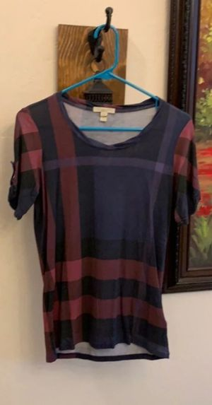Burberry shirt for Sale in Littleton, CO